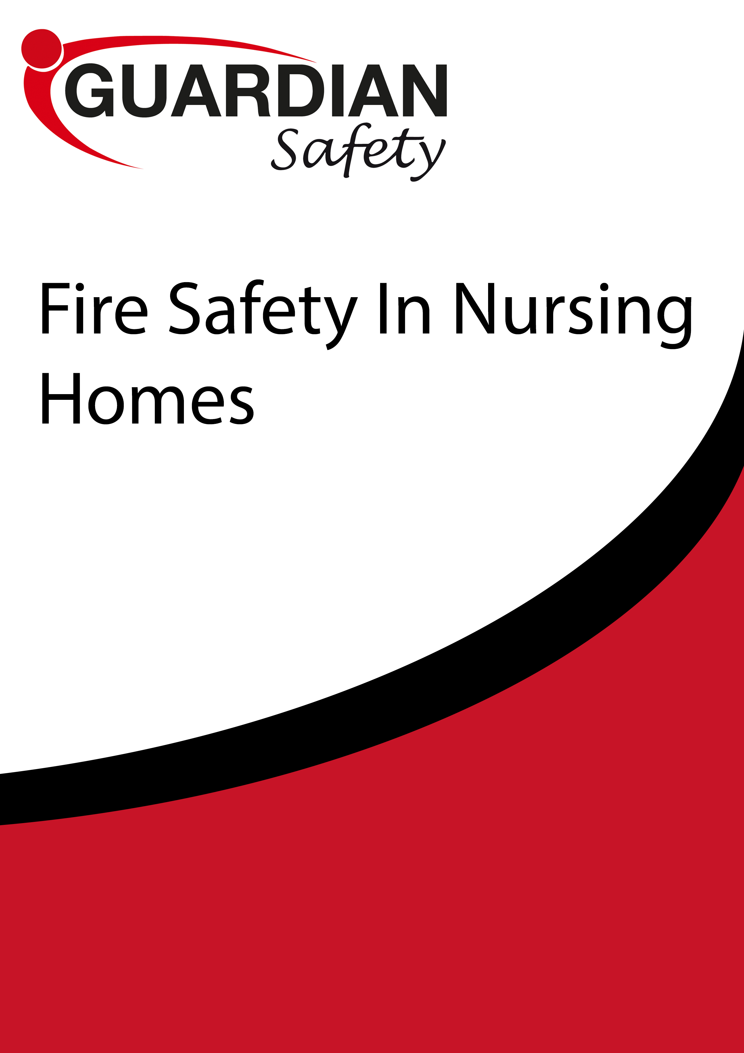Fire safety nurseing home
